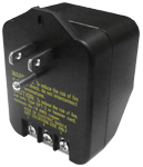 5205 -- Plug In Type/Tri Volt Transformer (AC)