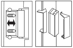 Adjustable Latch Image